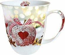 Porzellan Becher Becher - Mug - Tasse - Tee/Kaffee