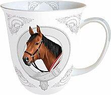 Porzellan Becher Mug Tasse Fuer Tee Oder Kaffee