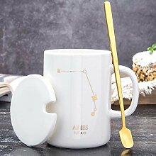 Porzellan Becher Set Kaffee Tee Wasser Tasse