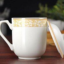 Porzellan Becher Trinkgeschirr Sets Teetasse