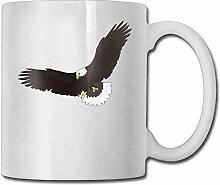 Porzellan Cup Soaring Eagle Custom Kaffeetassen /