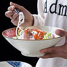 Porzellan Getreidesuppe Reis Dessert