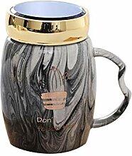 Porzellan-Kaffee-Tee-Becher-Schalen Geschirr