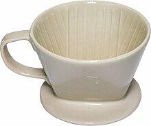 Porzellan Kaffeefilter / Kaffee Dripper Filter