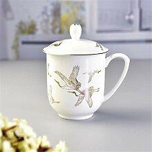 Porzellan-Kaffeetassen Geschirr Kaffee