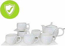 Porzellan Keramik Kaffeeservice Teeservice
