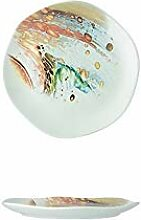 Porzellan Kreative Ozean Wind Keramik Geschirr