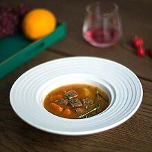 Porzellan Schüsseln Salat Ramen Kleiner Essteller