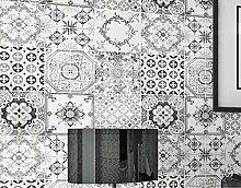 Porzellan-Tapete des böhmischen ethnischen