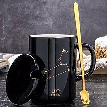 Porzellan Tassen Set Kaffee Tee Wasser Tasse