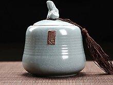 Porzellan tee dose,Teedose aufbewahrungsbox