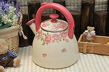 Porzellan Teekanne Emaille Teekanne Kitchen