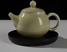 Porzellan Teekanne Keramik Teekanne handbemalt