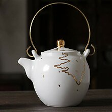 Porzellan Teekanne Keramik Teekanne Longquan