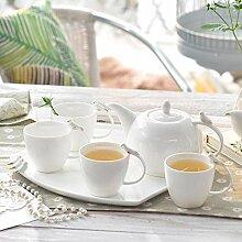 Porzellantasse Tassen & Untertassen Teeservice