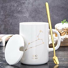 Porzellantassen Set Kaffee Tee Wasser Becher