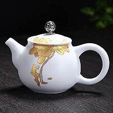 Porzellanteekanne Teekanne aus Keramik Teekannen