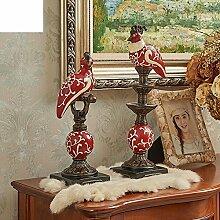 Post-moderne Chinesische Wohnkultur/Glücklicher Vogel Ornamente Schlafzimmer/Wohnzimmer Tv-schrank-A