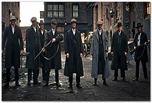 Poster and Prints Peaky Blinders Filmposter,