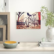 Poster Chopper Bike Bicycle, Fotodruck Big Box Art