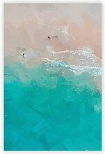 Poster Gold Coast Beach in Australien Big Box Art