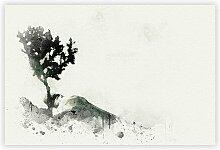 Poster Growing Bonsai Tree East Urban Home