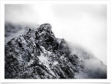 Poster - Poster Berggipfel