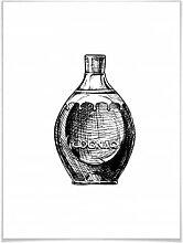 Poster - Poster Cognac