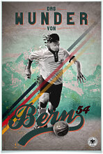 Poster - Poster DFB - Das Wunder von Bern 1954