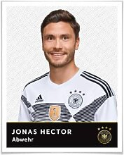 Poster - Poster - DFB - Jonas Hector
