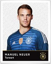 Poster - Poster - DFB - Manuel Neuer