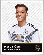 Poster - Poster - DFB - Mesut