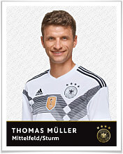 Poster - Poster - DFB - Thomas Müller