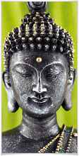 Poster - Poster Green Buddha