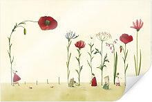 Poster - Poster Leffler - Blumensamen