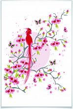 Poster - Poster Paradiesvogel