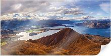 Poster - Poster Yan - Aussicht vom Roys Peak -