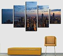 Poster Rahmen Wohnzimmer HD Gedruckt Wandkunst