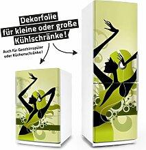 "Posterdeluxe 11110[C] Kühlschrank- / Spülmaschinen-Aufkleber ""Sexy Dancer #2"""