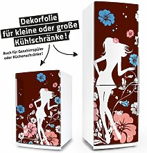 Posterdeluxe 11180[C] Kühlschrank- /