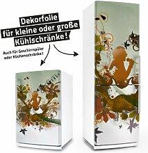 Posterdeluxe 11320[C] Kühlschrank- /