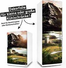 Posterdeluxe 11500[C] Kühlschrank- /