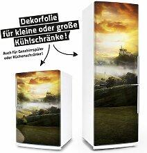 Posterdeluxe 11510[C] Kühlschrank- /
