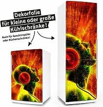 Posterdeluxe 11540[C] Kühlschrank- /