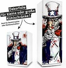 Posterdeluxe 11590[C] Kühlschrank- /