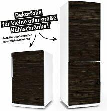 "Posterdeluxe 12330[C] Kühlschrank- / Spülmaschinen-Aufkleber ""Holzstruktur"""