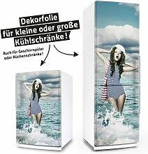 Posterdeluxe 12630[C] Kühlschrank- /