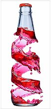 posterdepot ktt0461 Türtapete Türposter Flasche