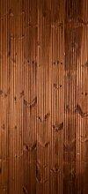 posterdepot Türtapete Türposter Holzmuster - Oberfläche mit Holzmaserung V - Größe 93 x 205 cm, 1 Stück, ktt0734