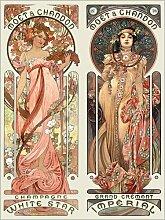 Posterlounge Acrylglasbild 70 x 90 cm: Moët &